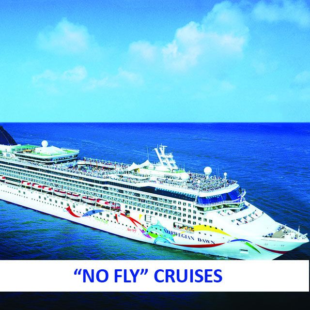 No Fly Cruises
